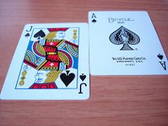 bj card